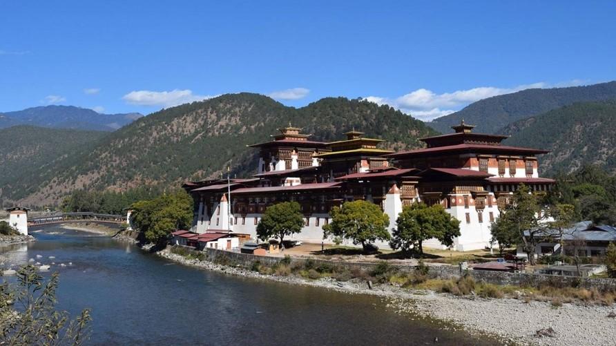 Jakar Dzong Festival