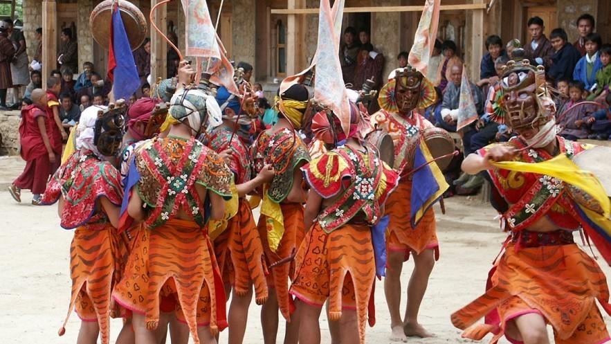 Gomkora Festival <br> (14- 16 March, 2019)