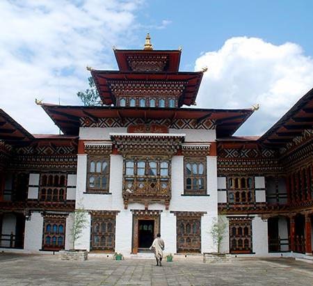 Trashi Yangtshi Dzong