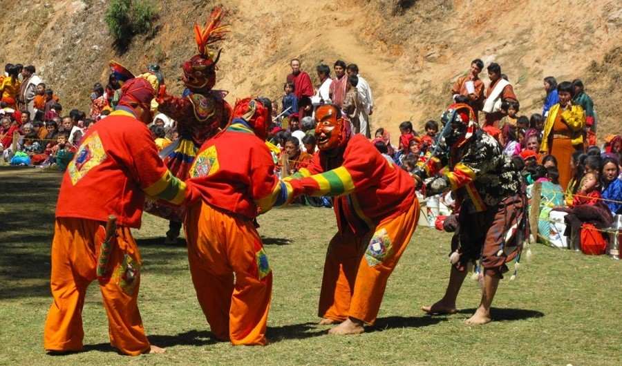 Nimalung Festival <br>(From 21 – 23 June, 2018)