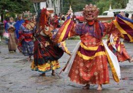 Jambay Lhakhang Festival <br>(24 – 27 October, 2018)