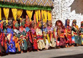 Trongsa Festival <br> (04 – 07 Jan, 2020)